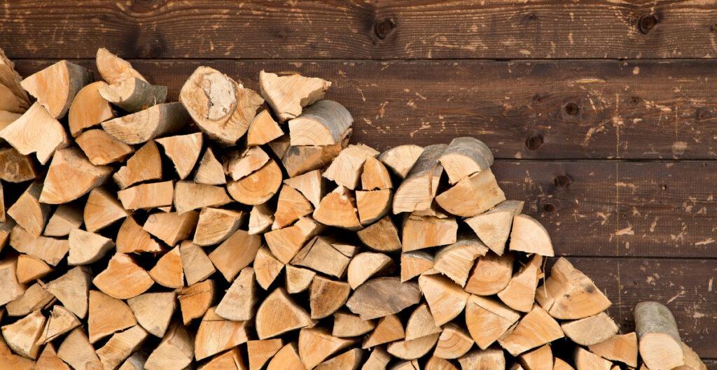 Seasoned Firewood | Black Goose Chimney Sweep