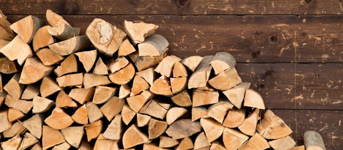 Seasoned Firewood   Black Goose Chimney Sweep